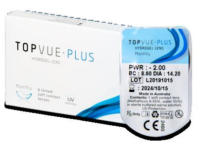 TopVue Plus (1 čočka)
