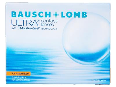 Bausch + Lomb ULTRA for Astigmatism (3 čočky) - Torické kontaktní čočky