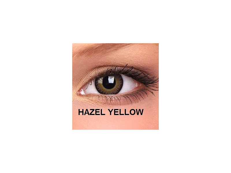Hazel Yellow