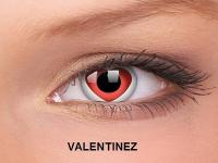ColourVUE Crazy Lens - nedioptrické (2čočky) - Valentinez