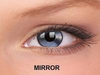 ColourVUE Crazy Lens - nedioptrické (2čočky) - Mirror