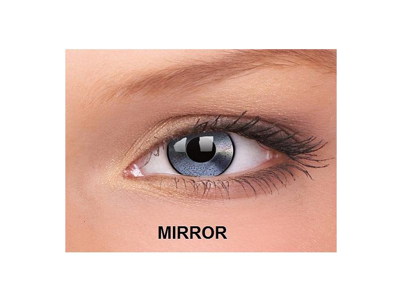 Mirror - ColourVUE Crazy Lens - nedioptrické (2čočky)