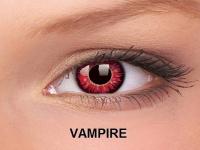 ColourVUE Crazy Lens - nedioptrické (2čočky) - Vampire