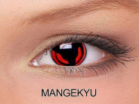 ColourVUE Crazy Lens - nedioptrické (2čočky) - Mangekyu