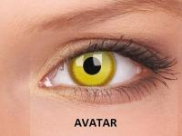 ColourVUE Crazy Lens - nedioptrické (2čočky) - Avatar