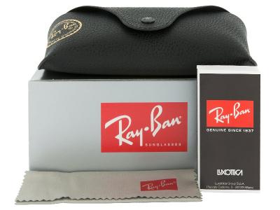Ray-Ban Justin RB4165 622/T3  - Obsah balení (ilustrační foto)