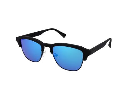 Sluneční brýle Hawkers Rubber Black Clear Blue Classic