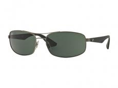 Obdélníkové sluneční brýle - Ray-Ban RB3527 029/71