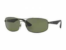 Obdélníkové sluneční brýle - Ray-Ban RB3527 029/9A