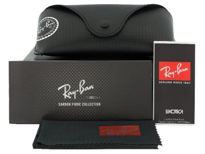 Sluneční brýle Ray-Ban RB8316 004  - Obsah balení (ilustrační foto)