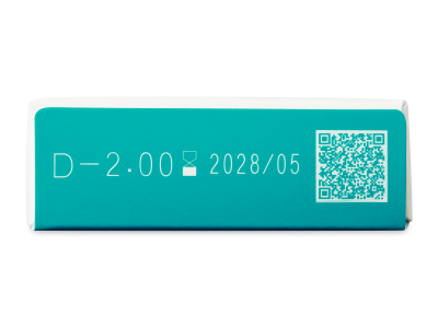 TopVue Blue Blocker (5párůčoček) - Náhled parametrů čoček