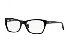 Obdélníkové brýlové obroučky - Ray-Ban RX5298 2000
