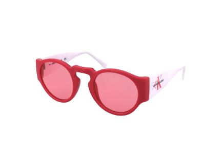 Sluneční brýle Calvin Klein Jeans CKJ18500S-655