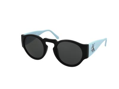 Sluneční brýle Calvin Klein Jeans CKJ18500S-001