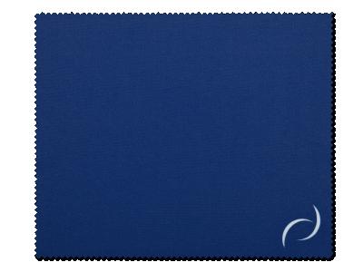 Čistící hadřík na brýle - modrý