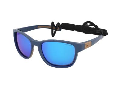 Sluneční brýle Julbo Paddle SP3 CF Blue/Wood