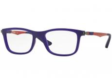 Čtvercové brýlové obroučky - Ray-Ban RY1549 3654