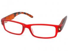 Brýle - Dioptrické brýle na čtení Laim DL2017 - červené