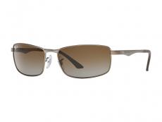 Obdélníkové sluneční brýle - Ray-Ban RB3498 029/T5