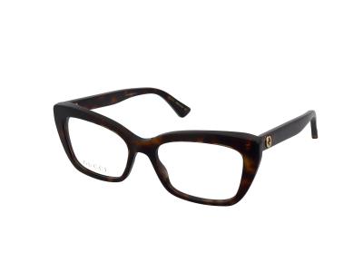 Brýlové obroučky Gucci GG0165O 002