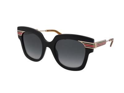 Sluneční brýle Gucci GG0281S-001