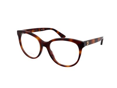 Brýlové obroučky Gucci GG0329O-002