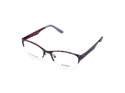 Brýlové obroučky Guess GU2469 PUR