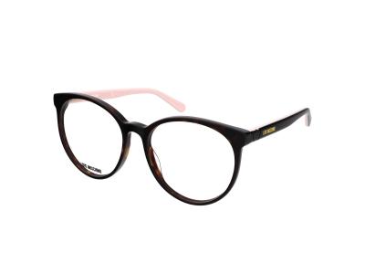 Brýlové obroučky Love Moschino MOL582 086