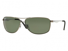 Obdélníkové sluneční brýle - Ray-Ban RB3506 029/9A