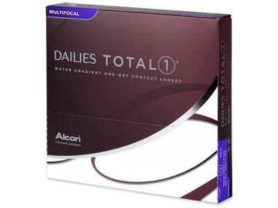 Dailies TOTAL1 Multifocal (90 čoček) - Předchozí design
