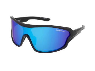 Sluneční brýle Alpina Lyron S Cool Grey Matt Black/Blue Mirror