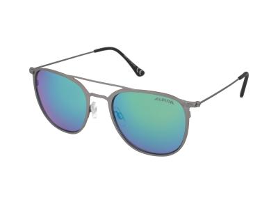 Sluneční brýle Alpina Zuku Gun Matt/Green Mirror