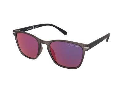 Sluneční brýle Alpina Yefe Grey Transparent Matt/Rose Gold Mirror