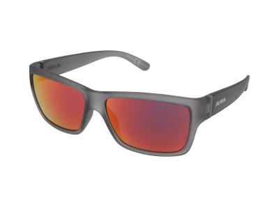 Sluneční brýle Alpina Kacey Cool Grey Matt/Red Mirror
