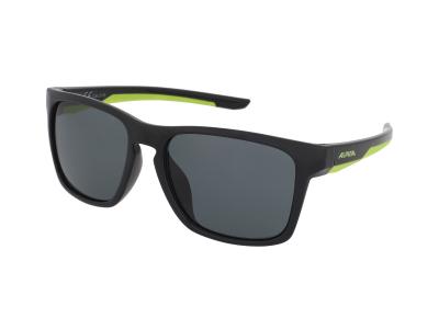 Sluneční brýle Alpina Flexxy Cool Kids I Black Neon
