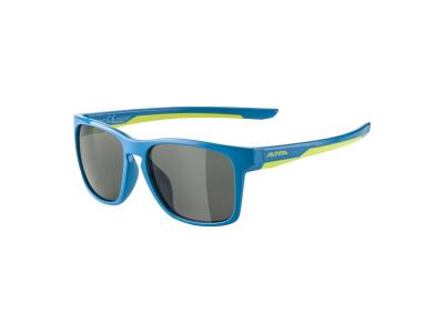 Sluneční brýle Alpina Flexxy Cool Kids II Blue Lime
