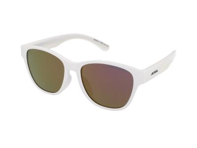 Sluneční brýle Alpina Flexxy Cool Kids II White/Pink Mirror