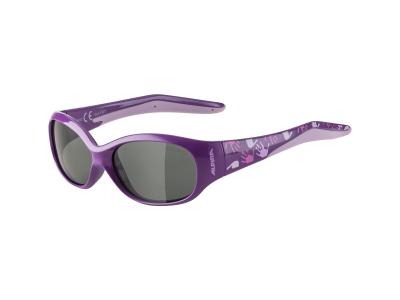 Sluneční brýle Alpina Flexxy Kids Purple Rose