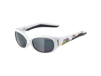 Sluneční brýle Alpina Flexxy Kids White Flower
