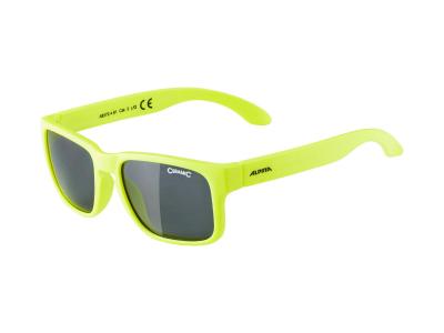 Sluneční brýle Alpina Mitzo Neon Yellow
