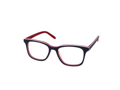 Brýle s filtrem modrého světla Počítačové brýle Crullé Kids 2760 C1