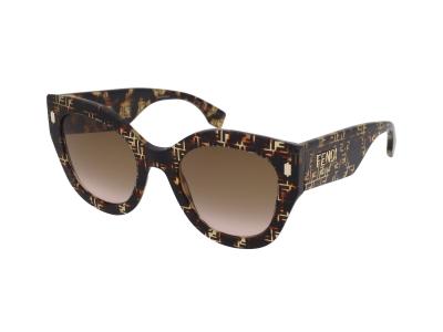 Sluneční brýle Fendi FF 0435/S H7P/M2