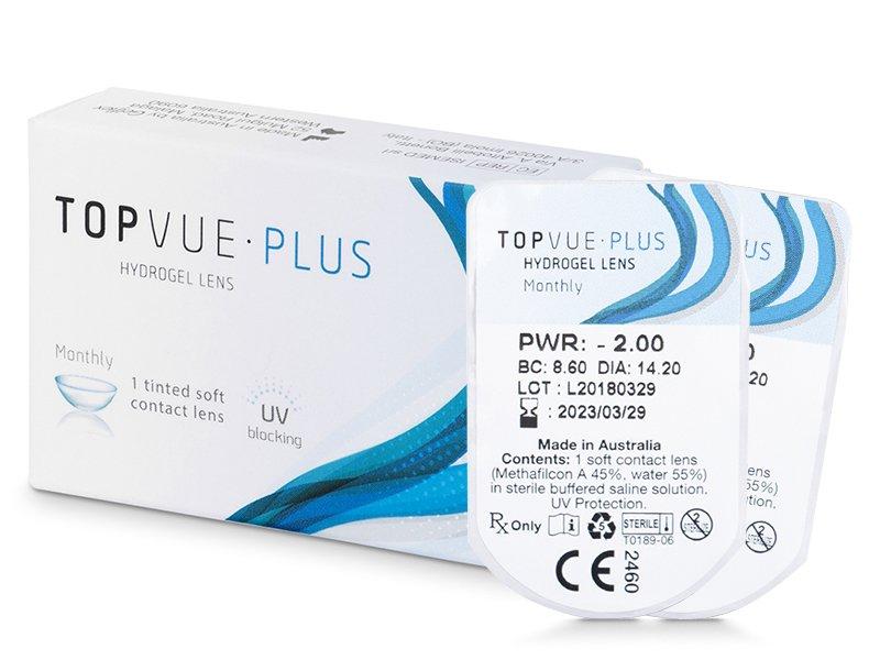 TopVue Plus (1+1 čočka) - Výhodný balíček