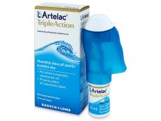 Oční kapky - Oční kapky Artelac TripleAction 10 ml