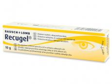 Oční kapky - Oční gel Recugel 10 g