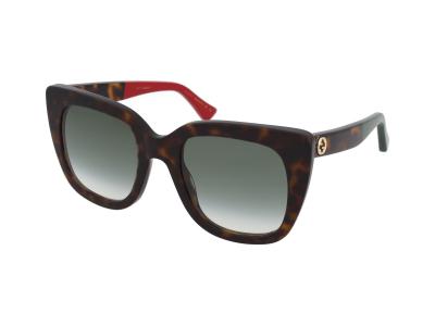 Sluneční brýle Gucci GG0163S 004