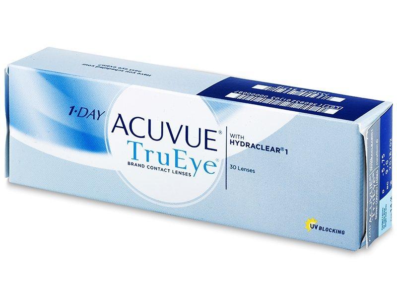 1 Day Acuvue TruEye (30čoček) - Jednodenní kontaktní čočky