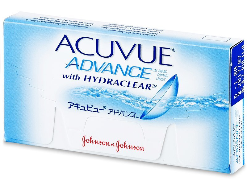 Acuvue Advance (6čoček)