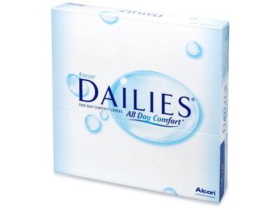 Focus Dailies All Day Comfort (90čoček) - Jednodenní kontaktní čočky