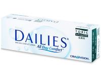 Focus Dailies Toric (30čoček) - Torické kontaktní čočky